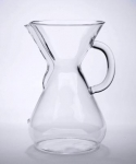 Chemex 6-cup glass