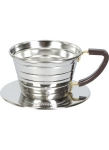 Kalita Wave 155 dripper acier inox